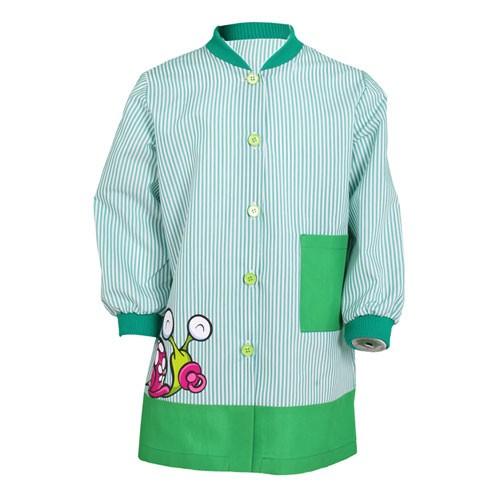 Bata escolar Gary´s caracol verde