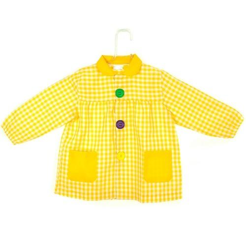 Babi de guarderia amarillo