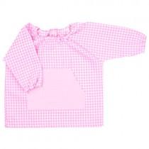Babi de Guarderia personalizado rosa bebé